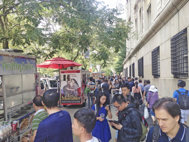 Higher Education and Streetvending